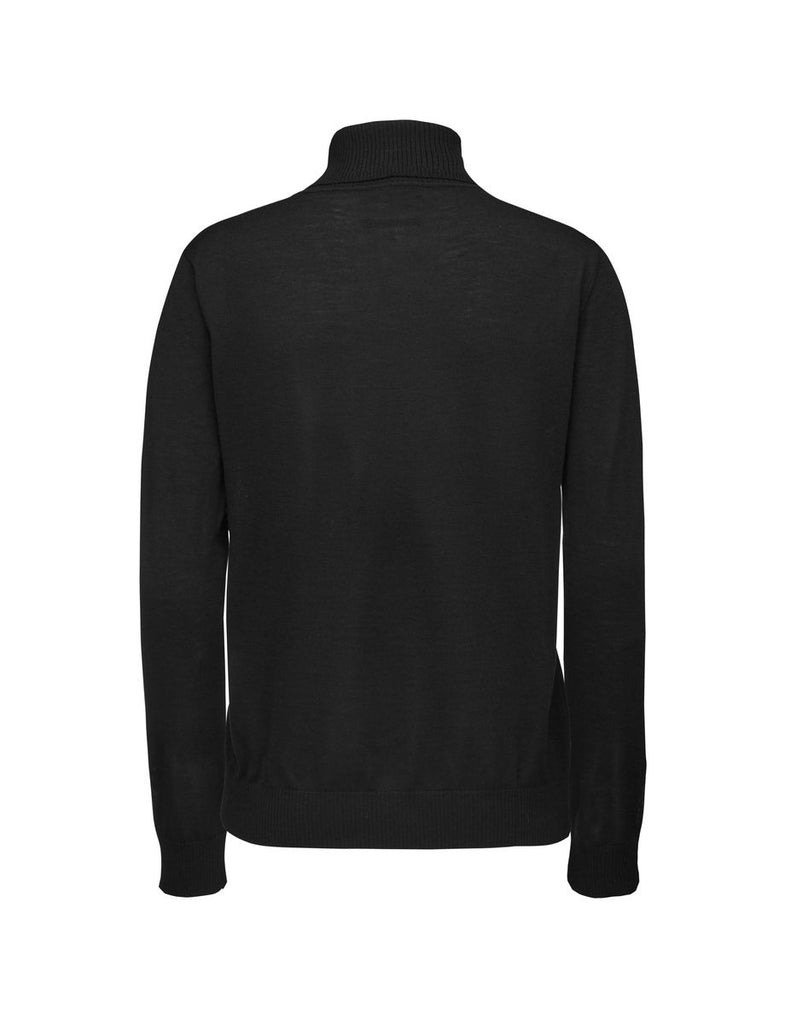 Hepta Midnight Black Pullover - Tiger of Sweden Montreal - Online Shop