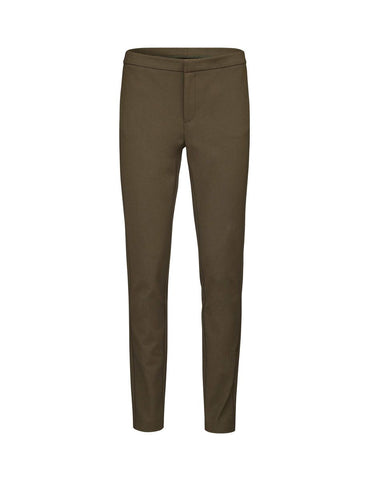 Cristin S Utility Green Trousers