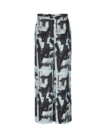 Reah Artwork Trousers