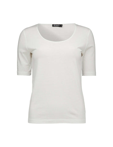 Esha Star White T-Shirt