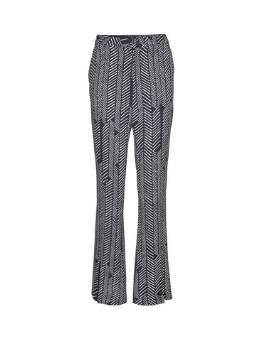 Taji Printed Trousers