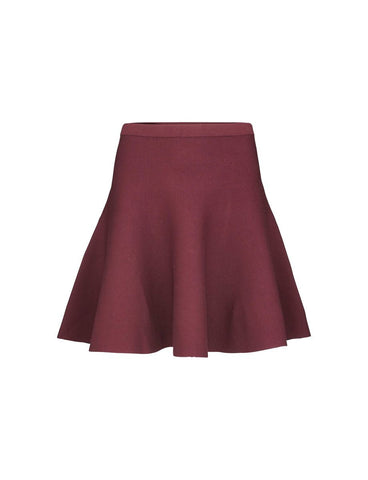 Marilla Chocolate Truffle Skirt