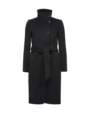 Floy Night Black Coat