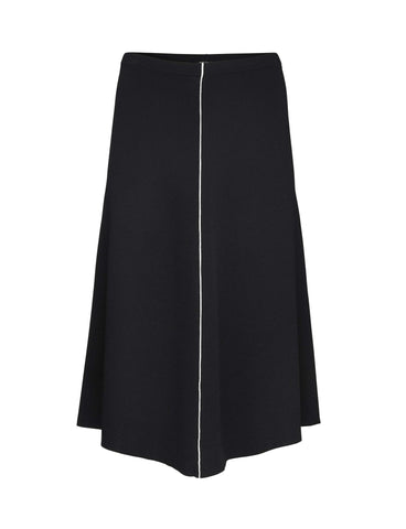 Umi Night Black Skirt