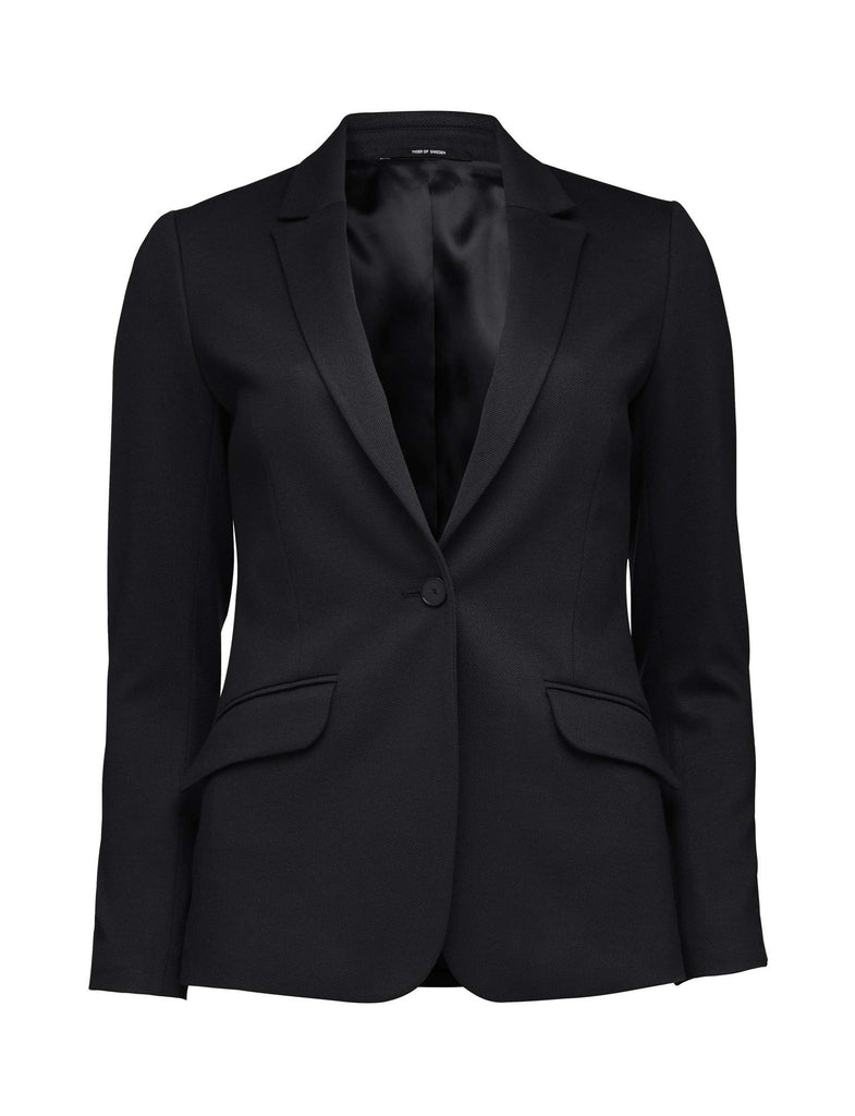 Sajni S Night Black Blazer - Tiger of Sweden Montreal - Online Shop