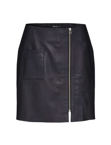 Anula Night Black Skirt