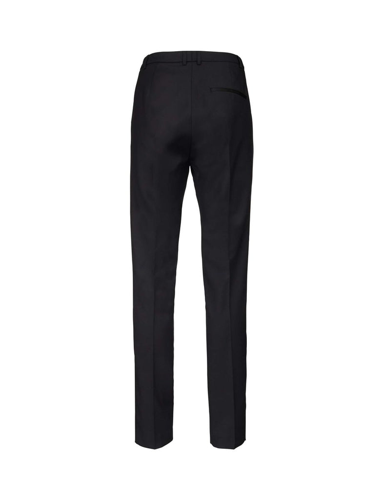 Lovann Midnight Black Trousers - Tiger of Sweden Montreal - Online Shop