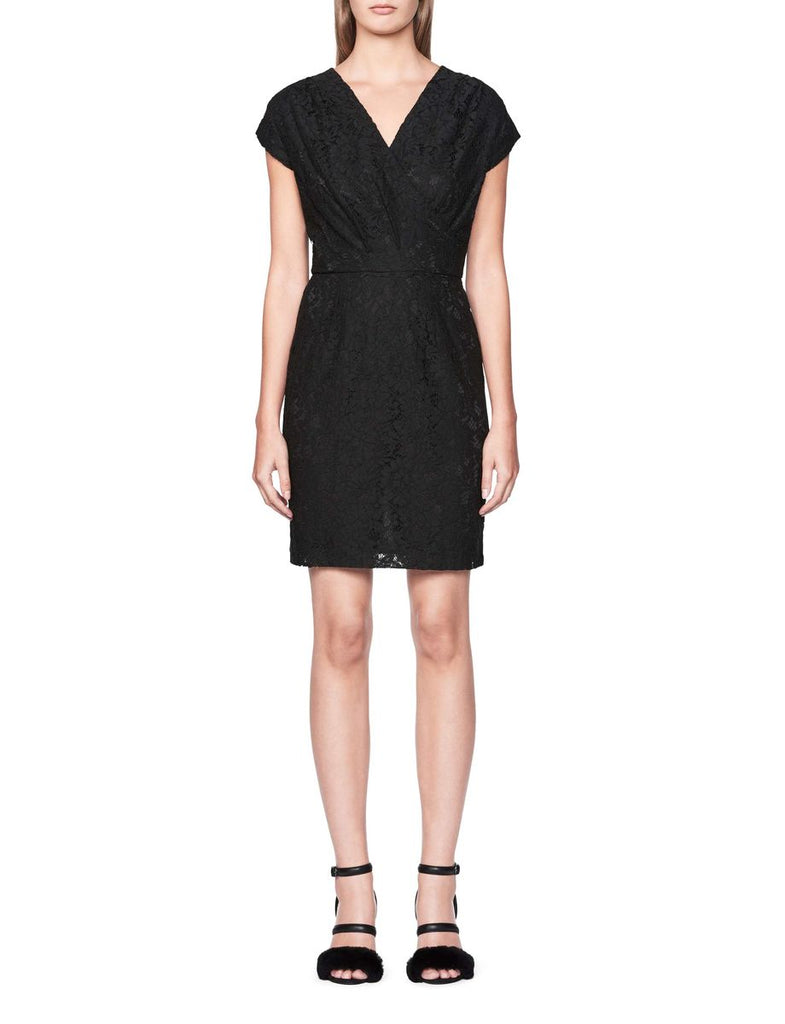 AMIS MIDNIGHT BLACK DRESS - Tiger of Sweden Montreal - Online Shop