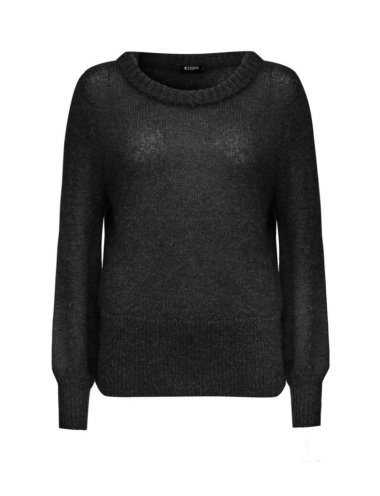 Tiger Of Sweden Black Pullover