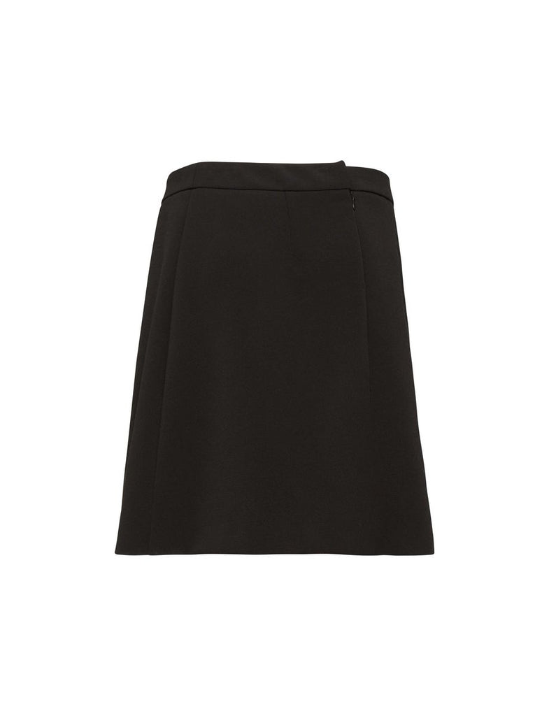 AFRODI SKIRT MIDNIGHT BLACK - Tiger of Sweden Montreal - Online Shop