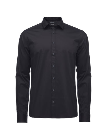 Denzel Black Shirt