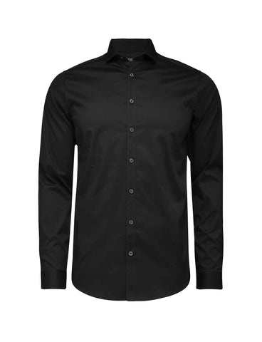 Steel 1 Black Shirt