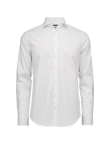 Steel 2 Pure White Shirt