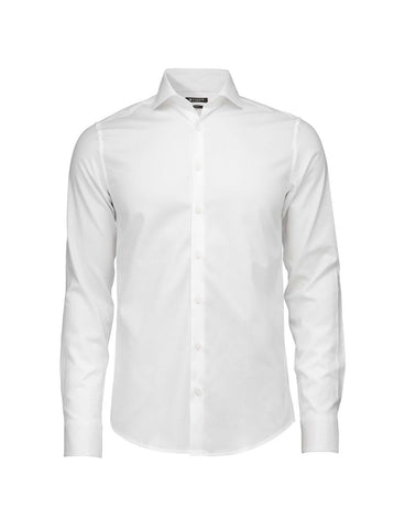 Steel 2 White Shirt