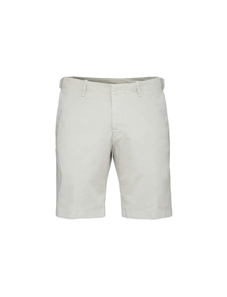 Hills 5 Dark White Shorts