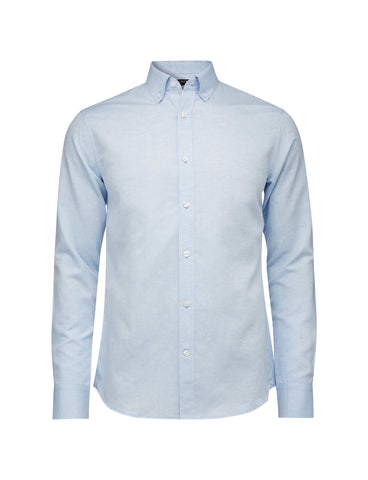 Donald Light Blue Shirt