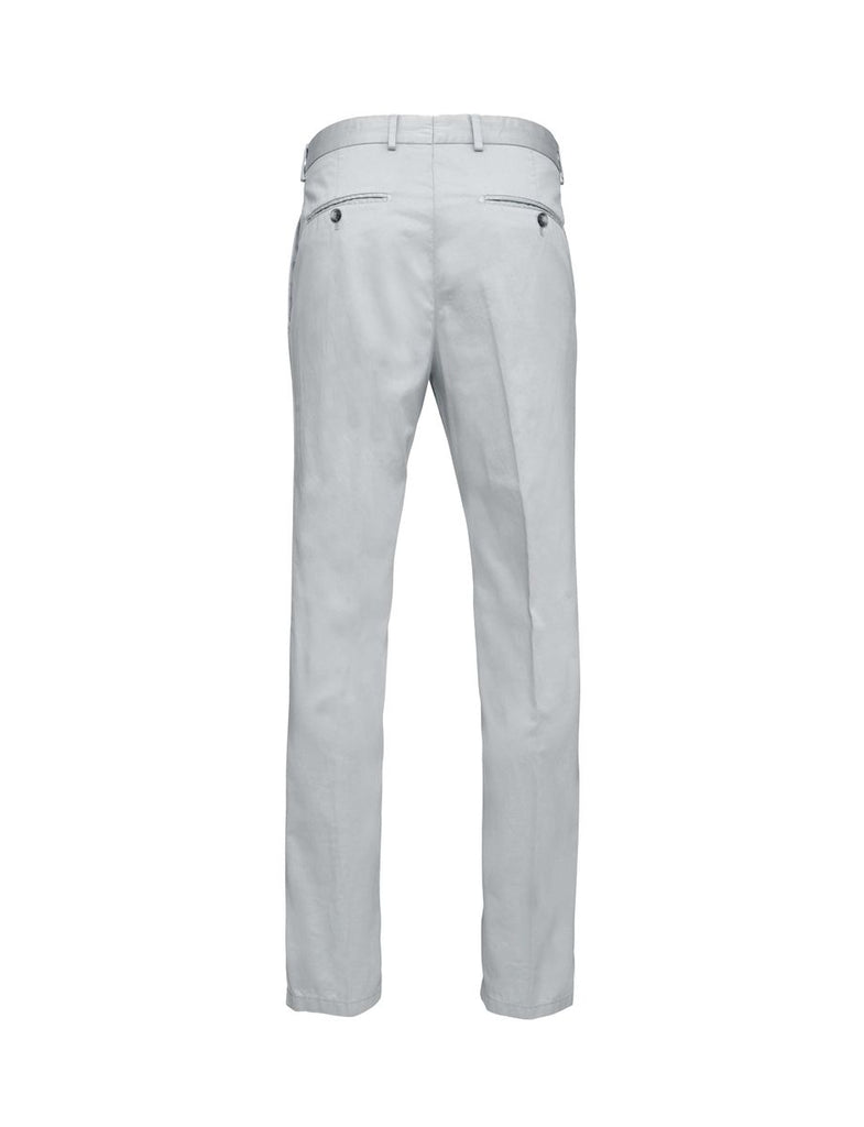 GORDON PPT TROUSERS LIGHT GREY MELANGE