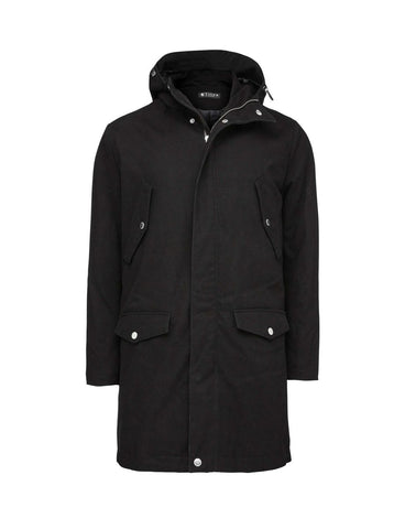 Timid 3 Black Parka