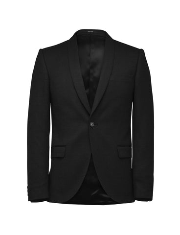 Hubert Black Blazer