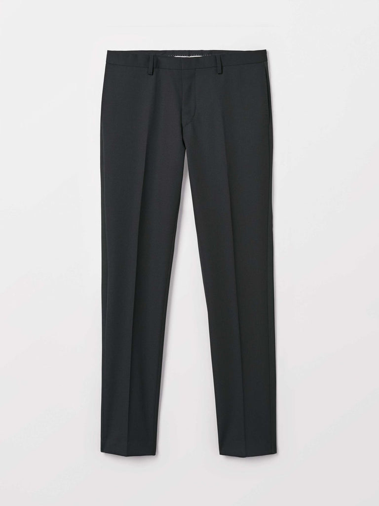 THULIN TROUSERS BLACK - Tiger of Sweden Montreal - Online Shop