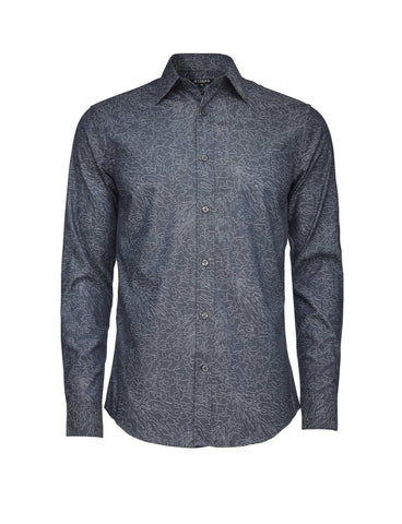 Farrell Airy Blue Shirt