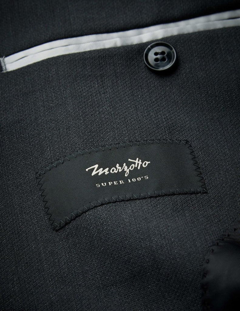 Harrie 4 Dark Grey Blazer - Tiger of Sweden Montreal - Online Shop