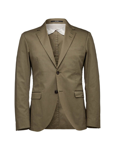 Lamonte 4 Military Green Blazer
