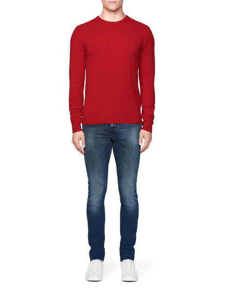 MATIAS PULLOVER WICKED RED