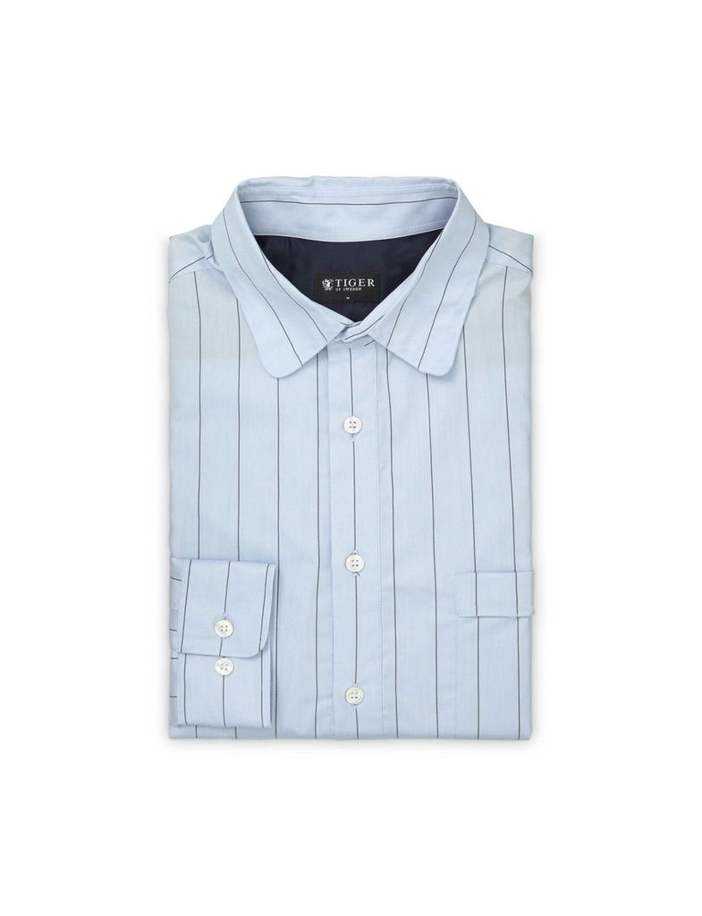 COBY SHIRT BLUE BLUSH