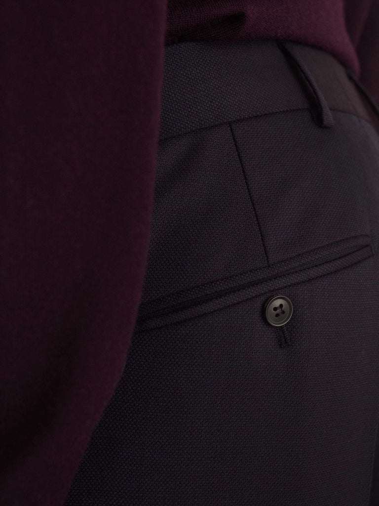 TORDON TROUSERS NOON PLUM - Tiger of Sweden Montreal - Online Shop