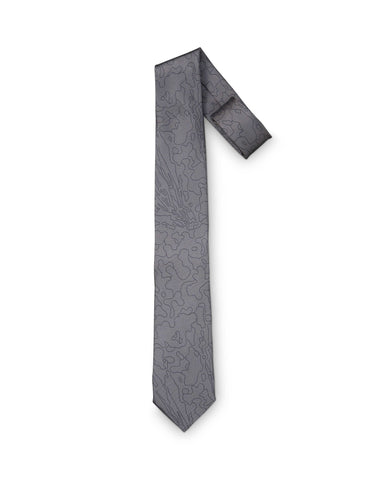 Grey Tie Tiger Of Sweden