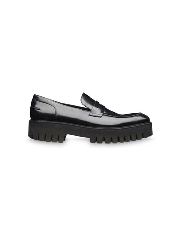 Hardy 03 Black Loafers