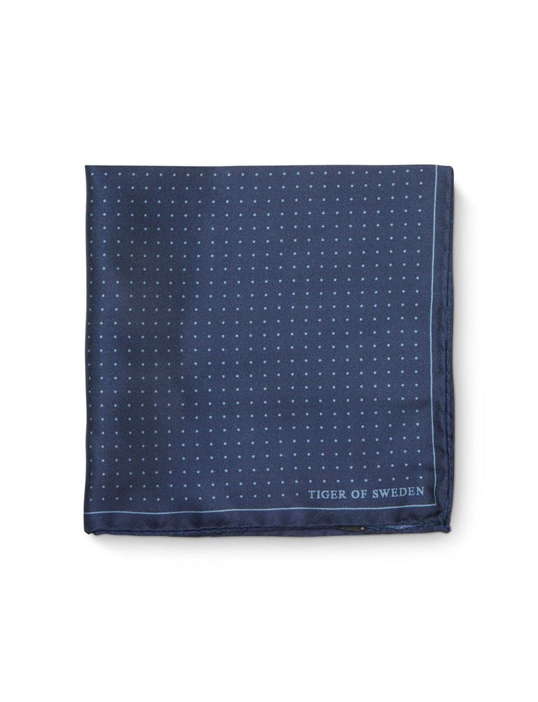 Martti Stallion Blue Handkerchief