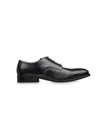 Gerhard Black Derby Shoes