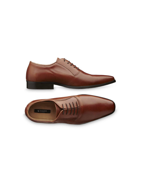 N David Cognac Dress Shoe