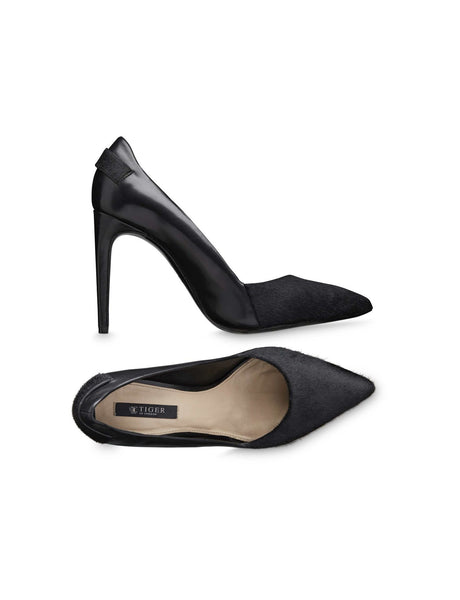 Sanson Black Pumps