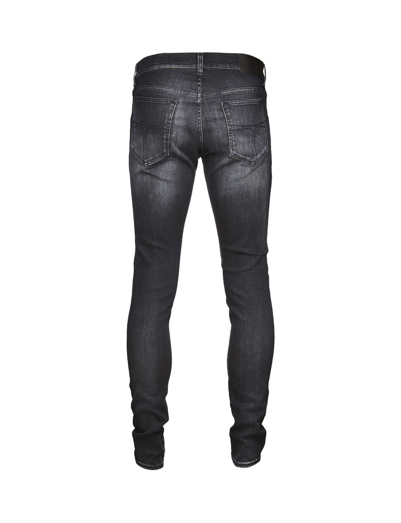 Slim Jimi Black Blue Jeans - Tiger of Sweden Montreal - Online Shop
