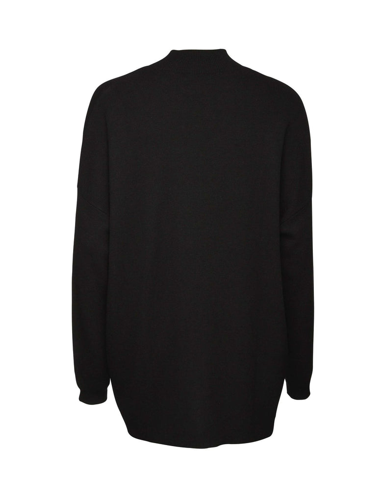 Glam Black Pullover - Tiger of Sweden Montreal - Online Shop