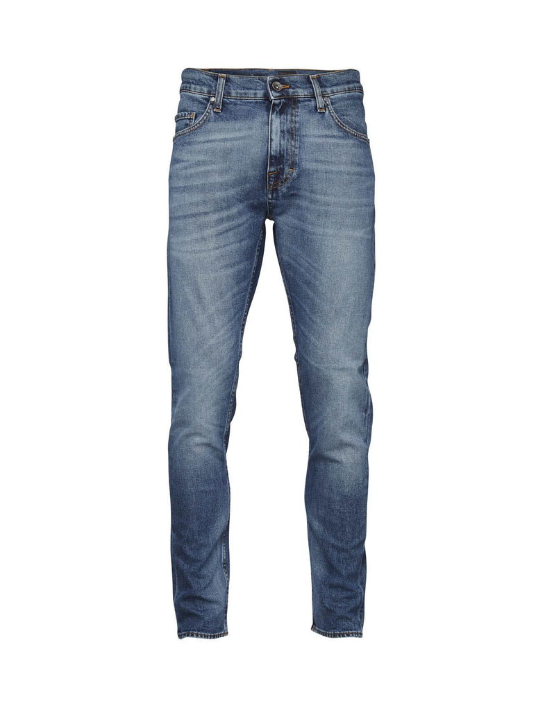 Pistolero Pale Blue Jeans - Tiger of Sweden Montreal - Online Shop
