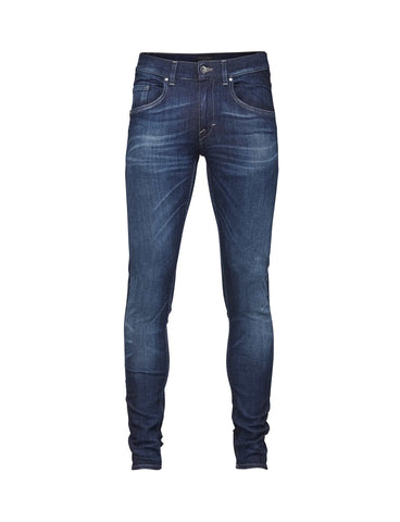 Slim Base Indigo Jeans