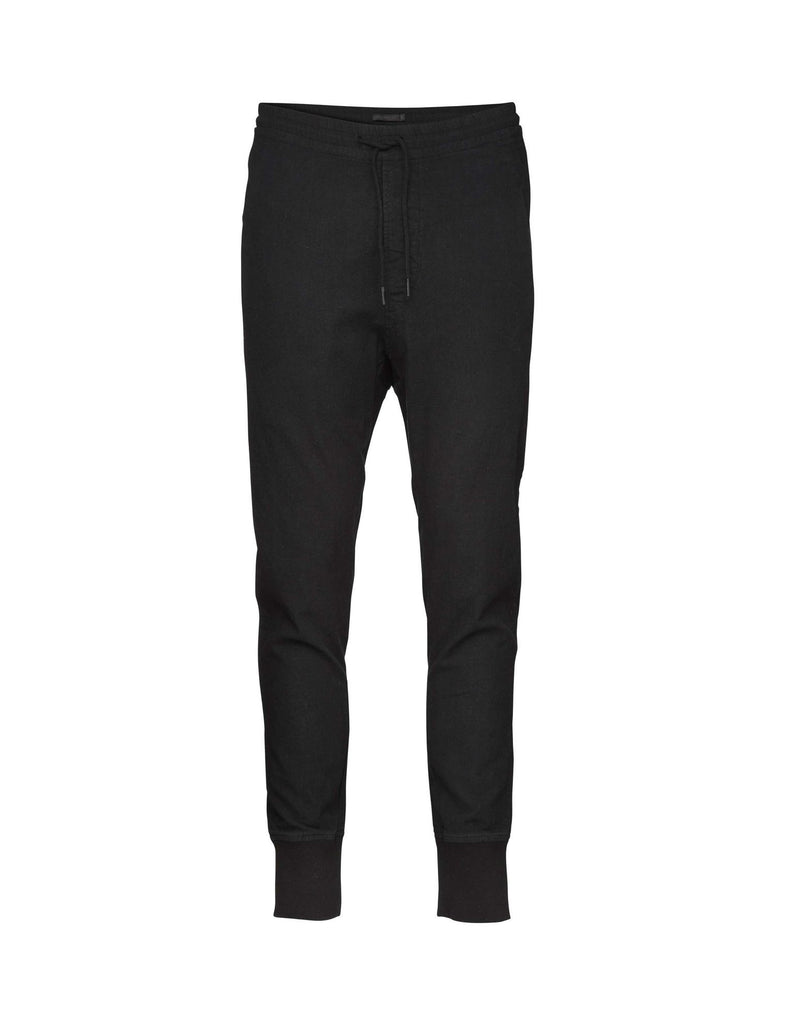 Mik Black Trousers