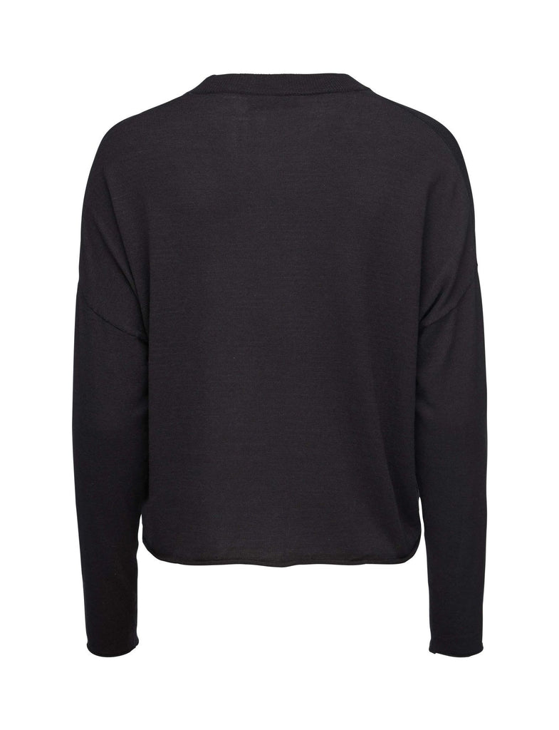 Shrive Black Pullover - Tiger of Sweden Montreal - Online Shop