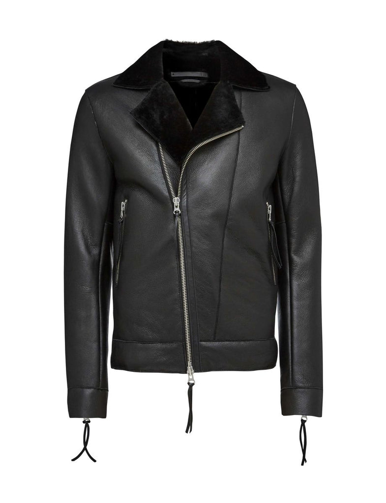 DUEL BLACK JACKET - Tiger of Sweden Montreal - Online Shop