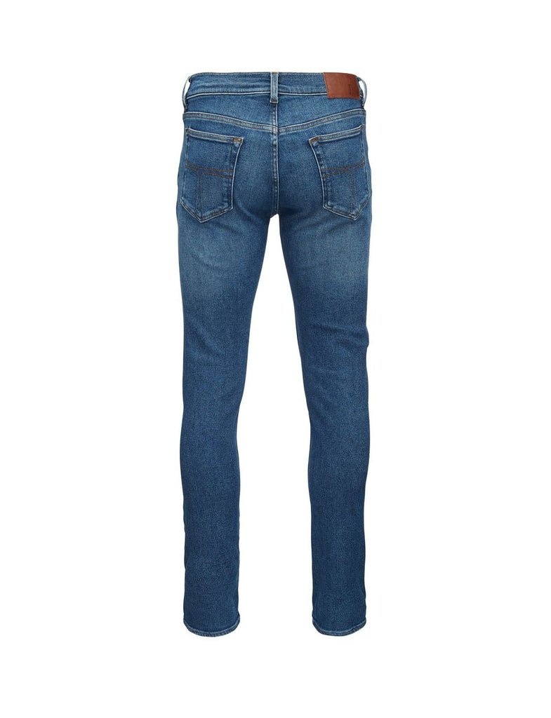 Slim Medium Blue Jeans - Tiger of Sweden Montreal - Online Shop