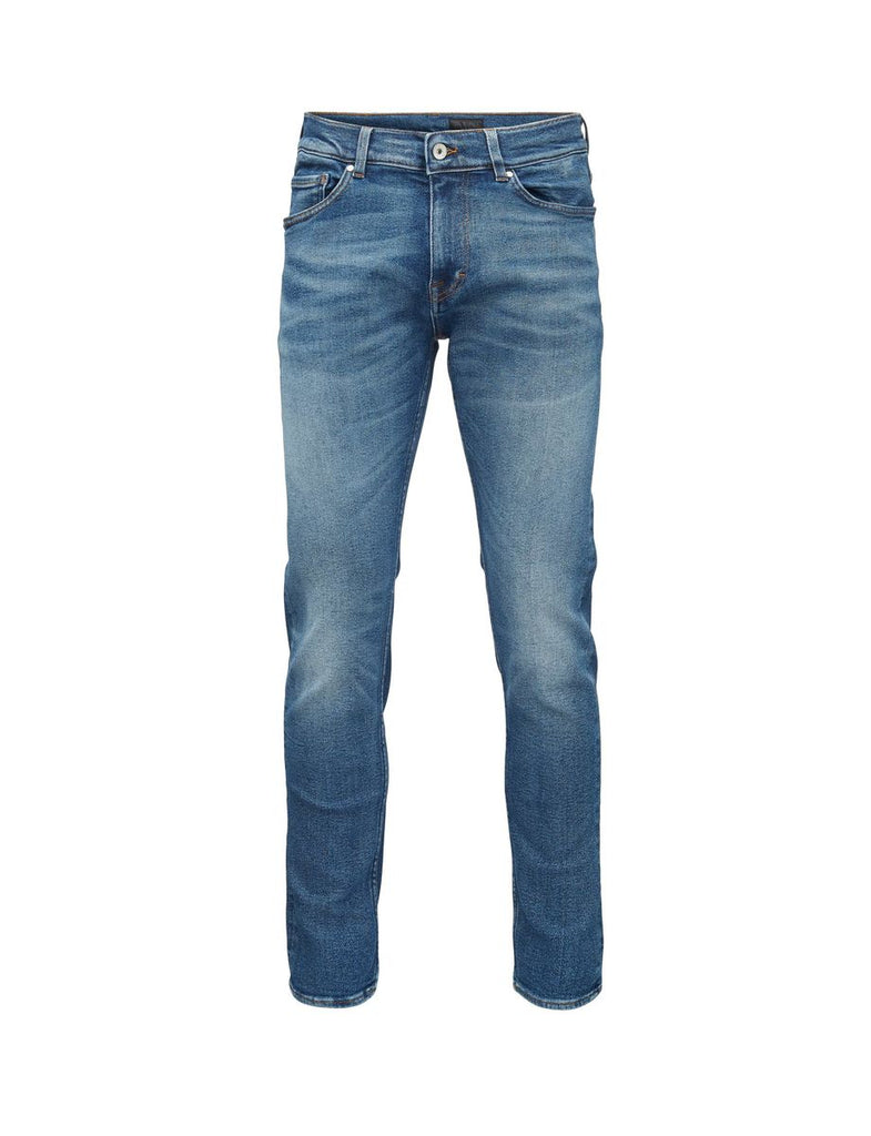 Evolve Dust Blue Jeans - Tiger of Sweden Montreal - Online Shop