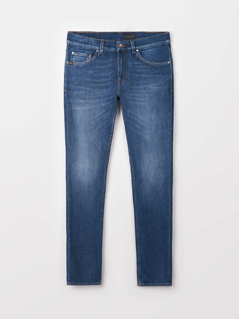 EVOLVE JEANS MEDIUM BLUE - Tiger of Sweden Montreal - Online Shop