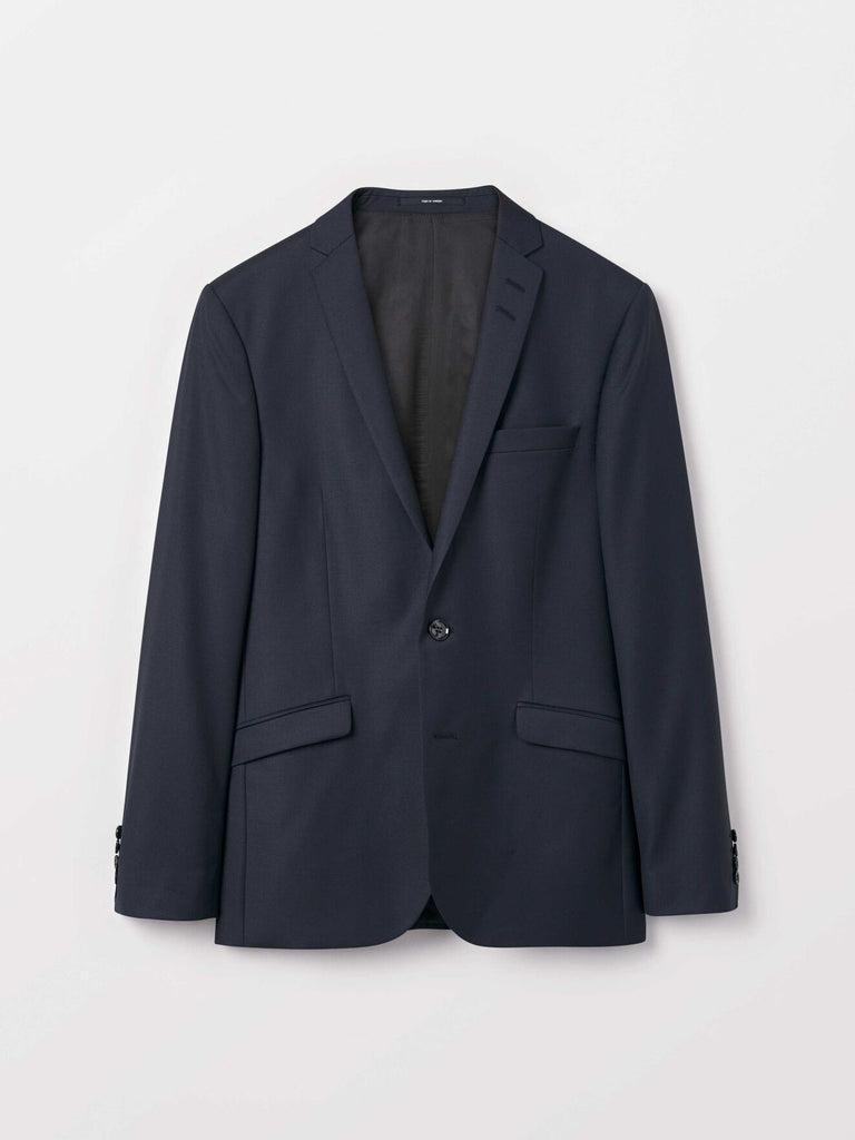 Harrie 4BZ Blazer - Light Ink