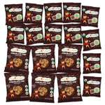 every chocolate lover needs some organic nut free snacks to balance our their sweet tooth like this 18 pack of mysupercookies and mysupersnacks that are perfect for restocking your pantry or sending a gift