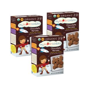 Load image into Gallery viewer, Healthy snacks, vegan snacks, organic snacks.  Snacks  for kids, toddlers and babies.  Organic, peanut and tree nut free, whole grain cookies.  Perfect for snack time and on the go.  Healthy animal cracker and graham cracker alternative.