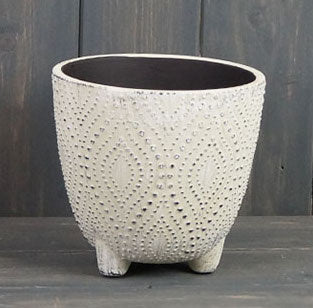 Dotted Plant Pot